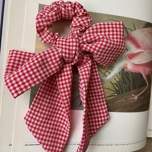 💕💕LAST ONE lnfluencer Ribbon Hair Tie Scrunchies